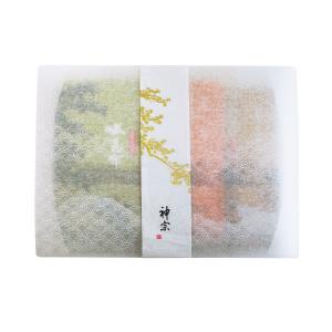 単品商品ギフトセット(塩昆布・ちりめん山椒・鰹田麩 3種)