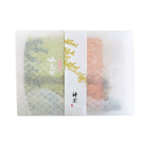 単品商品ギフトセット(塩昆布・ちりめん山椒・細切り昆布 天然うまみ製法 3種)