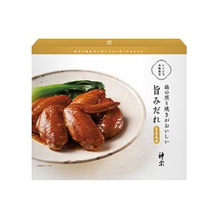 鶏の照り焼きがおいしい旨みだれ 55g×3袋