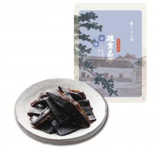 椎茸昆布(皿盛り+袋)