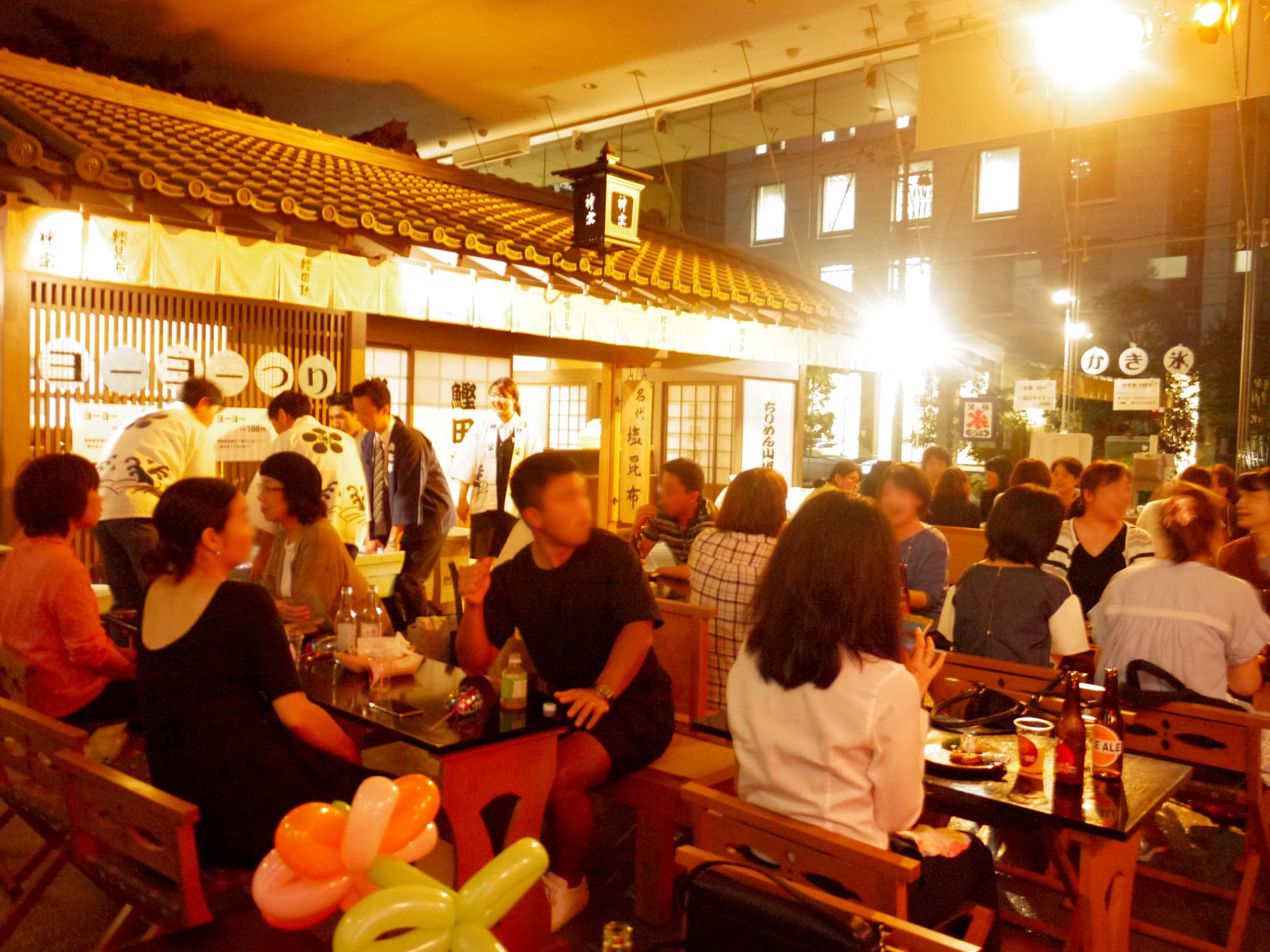 2019年8月28日(水) 神宗×箕面ビール様コラボ夏祭りイベント「手羽先祭」