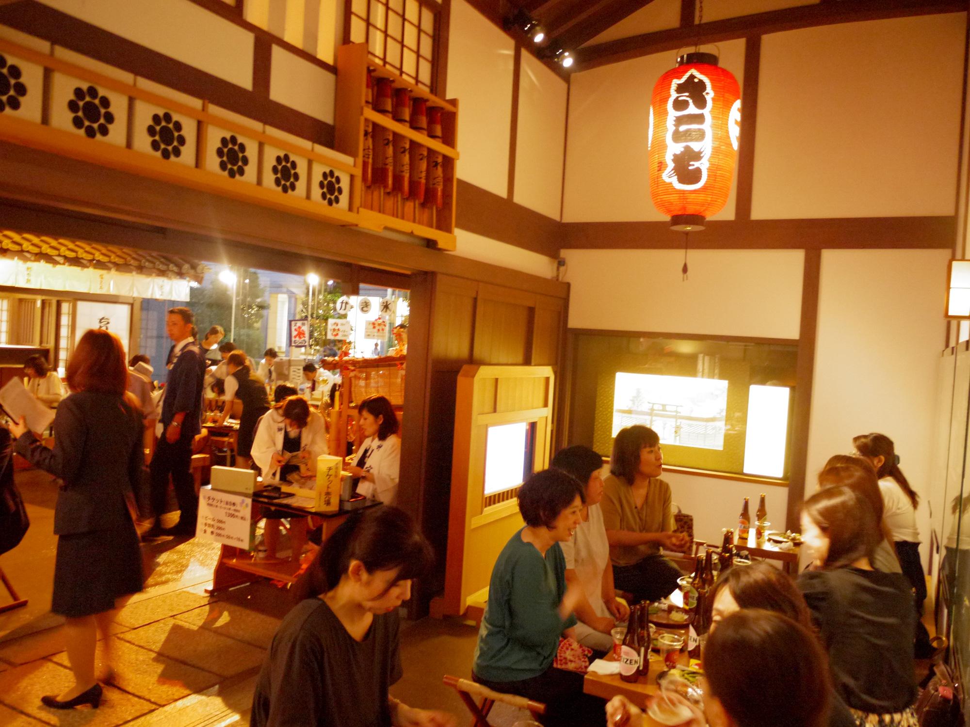 2019年9月4日(水) 神宗×箕面ビール様コラボ夏祭りイベント「手羽先祭」