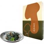 松茸昆布(皿盛り+外装)